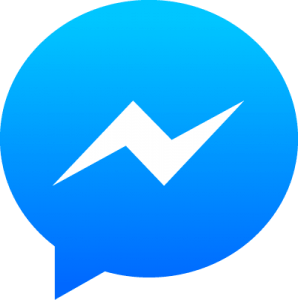 Marketing Automation Facebook Messenger Logo Icon PNG