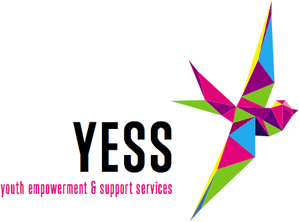 YESS logo Reflex proud to sponsor Edmontons Youth Empowerment and Support Services (YESS)