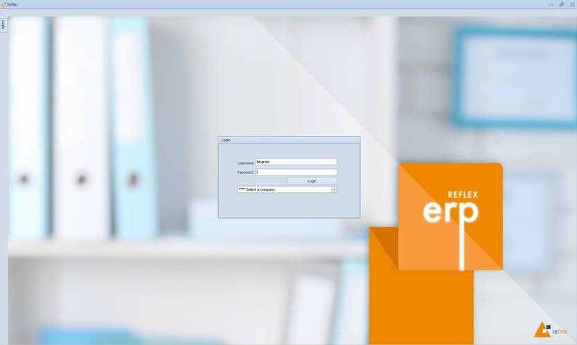 login screen Reflex announces Version 11.0!
