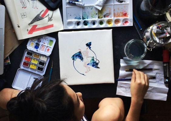 Воображение в творчестве