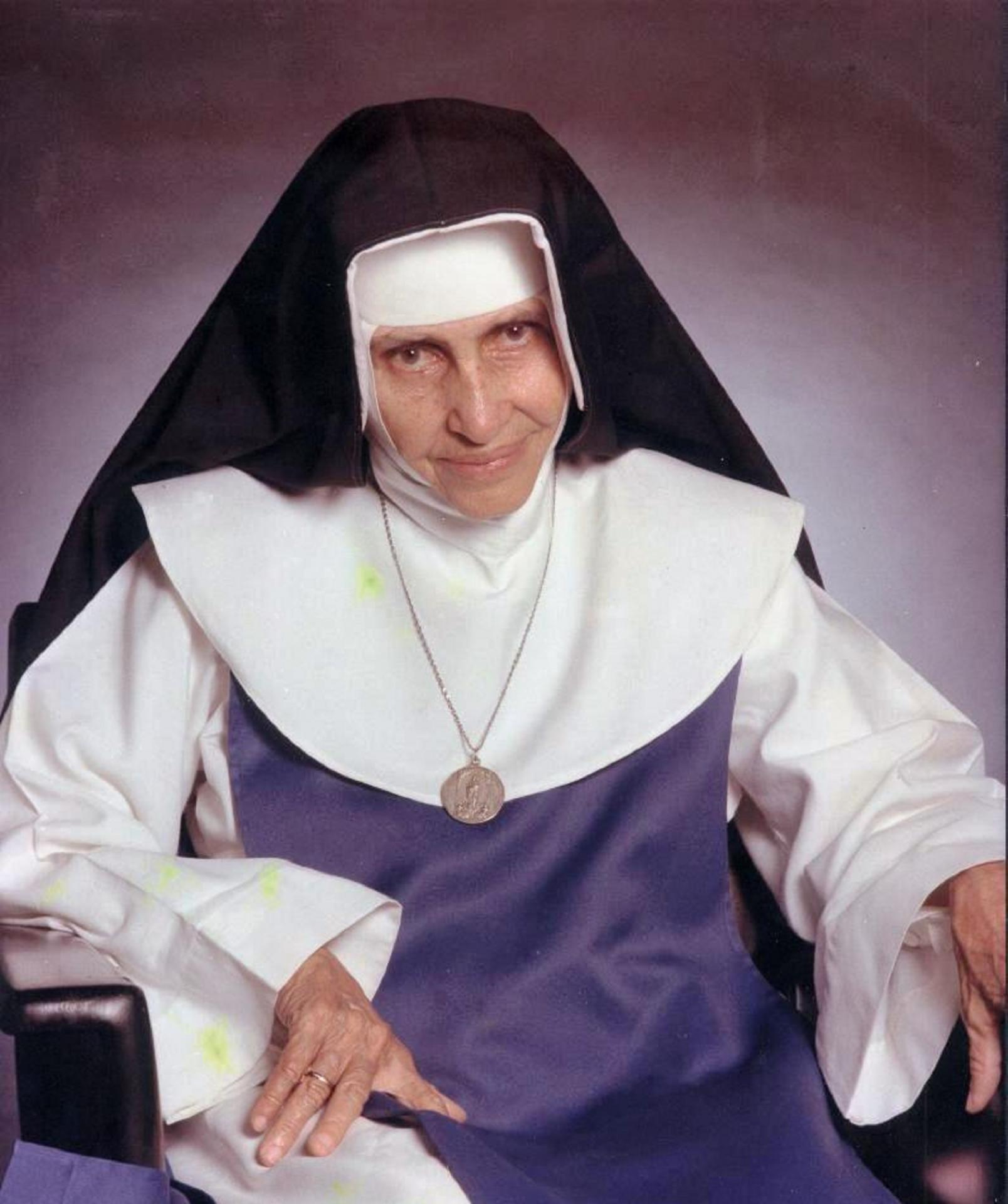 Sainte Irmã Dulce, Religieuse brésilienne. Fête le 13 Mars.