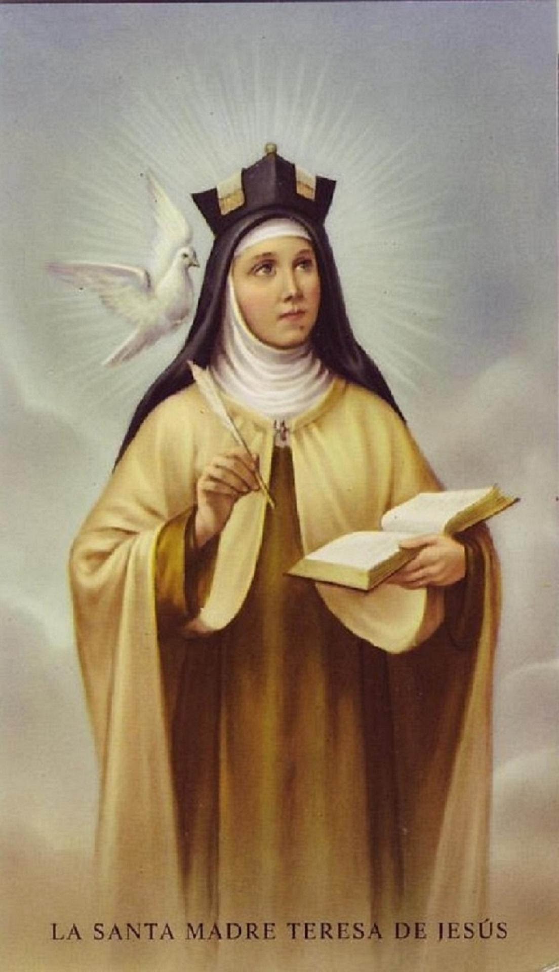 Sainte therese d avila 11