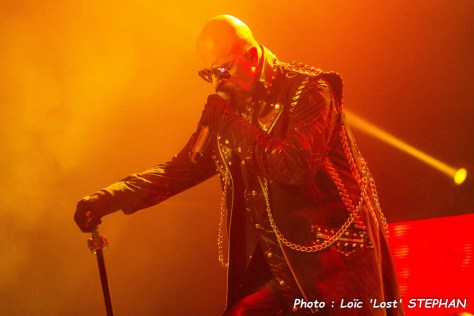 La photo de concert Judas Priest