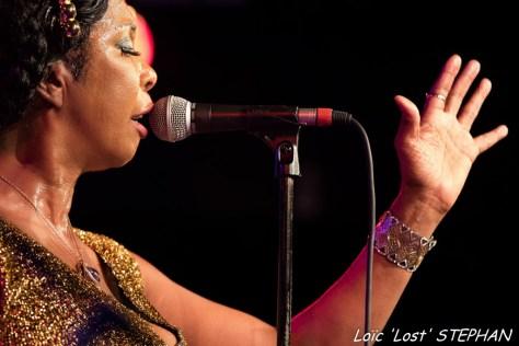 La photo de concert Toni Green