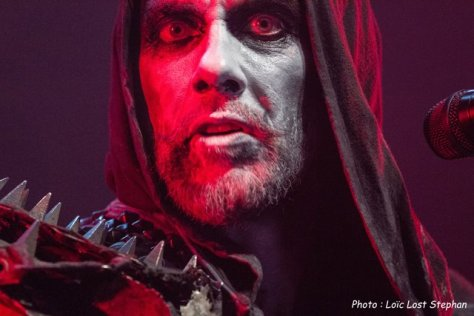 La photo de concert : Behemoth