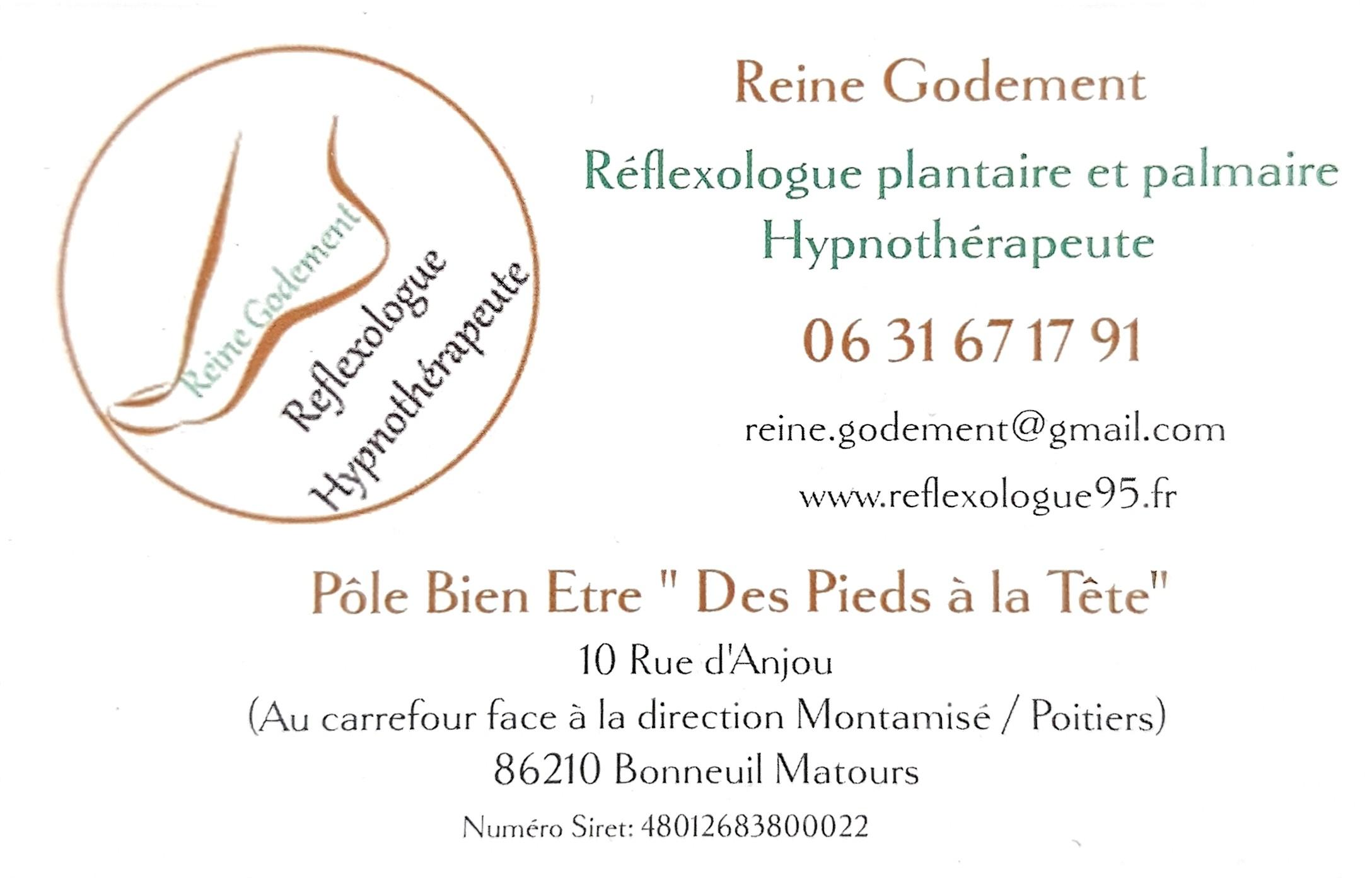 Reflexologie Plantaire Et Palmaire En Vienne 86