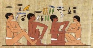 Reflexology History