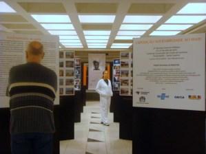 Exposição Haiti, em Santa Catarina