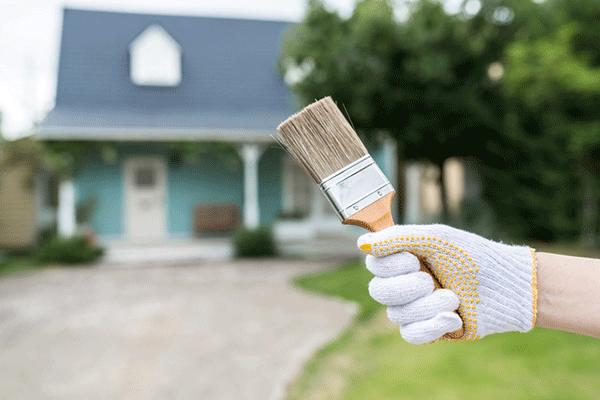外壁塗装を自分でやる(DIY)する方法