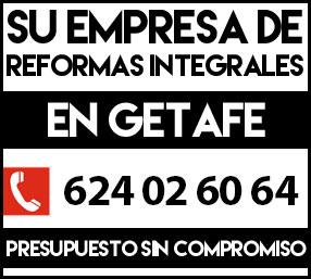 Empresa de reformas integrales en Getafe