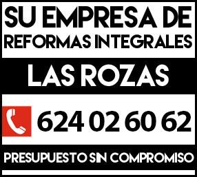 Empresa de reformas integrales en Las Rozas de Madrid