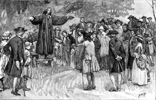 george whitefield preaching evangelism scriptures