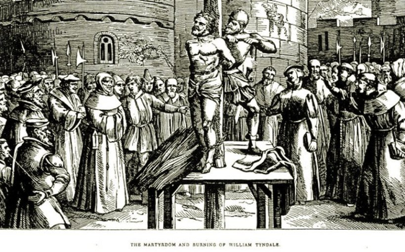 william tyndale martyr