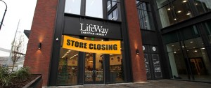 """LifeWay Closing Brick and Mortar Stores Due to """"Accelerated Rate of Erosion"""""""