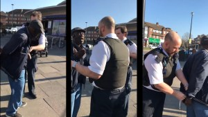 London Police Officers Arrest Christian Street-Preacher for 'Breach of Peace'