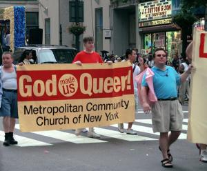 """""""Gay Christianity"""" and the Church Growth Movement"""