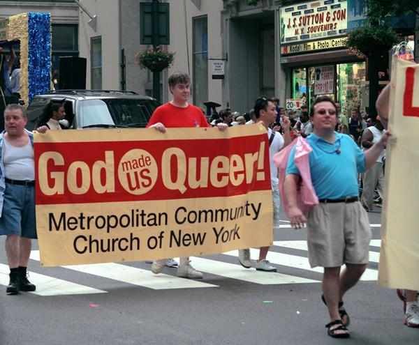 gay christianity gay church