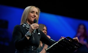 Christine Caine, Be Silent