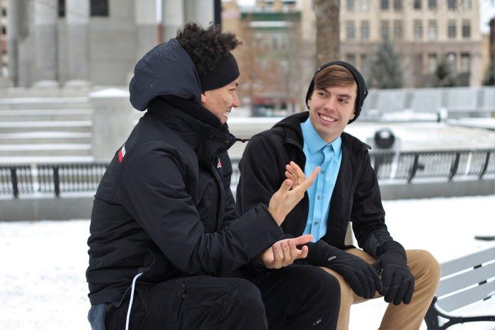 Day-to-day conversations - Sharing the gospel
