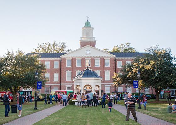 SEBTS, Southeastern Baptist Theological Seminary