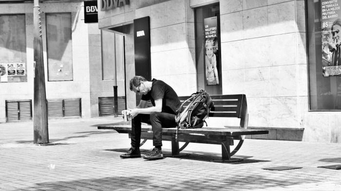 weary hardships