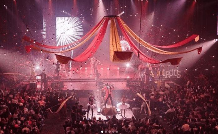 Hillsong Circus