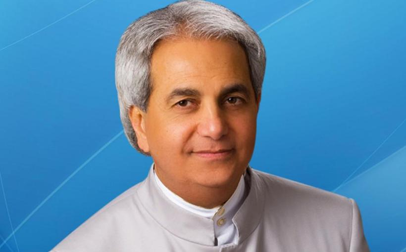 Benny Hinn Confesses He's Been Preaching a False Gospel,