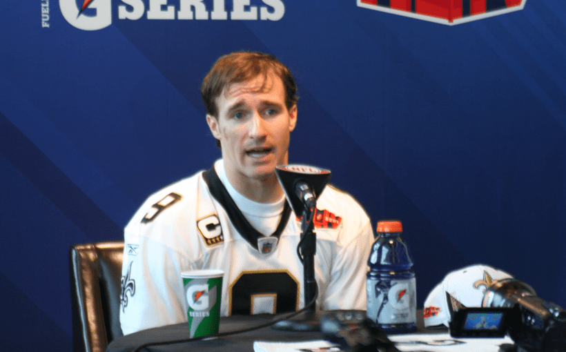 drew brees lgbtq bible mafia