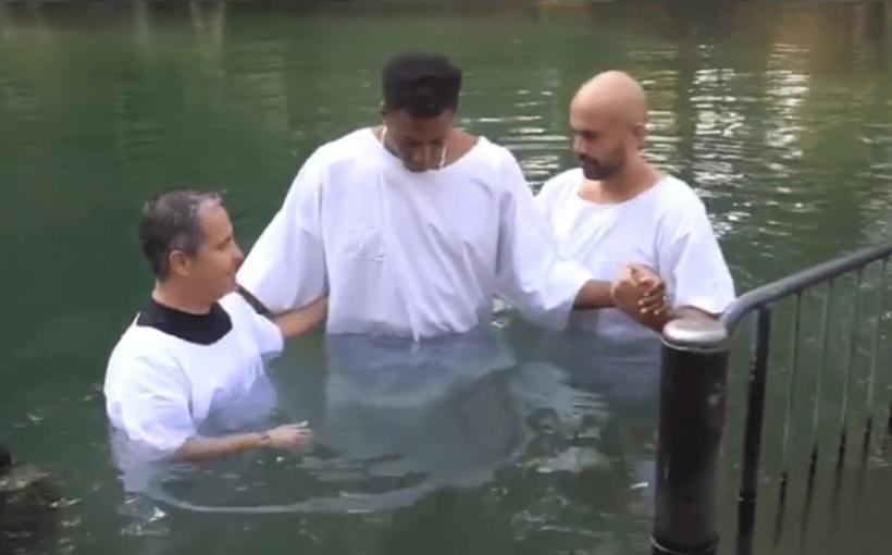 lecrae baptized jordan river