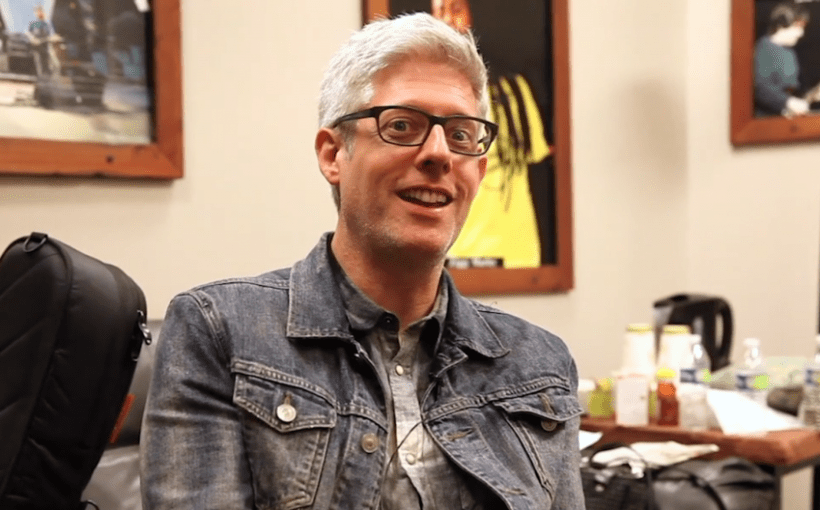 Matt Maher Catholics denominations worshiping together interview