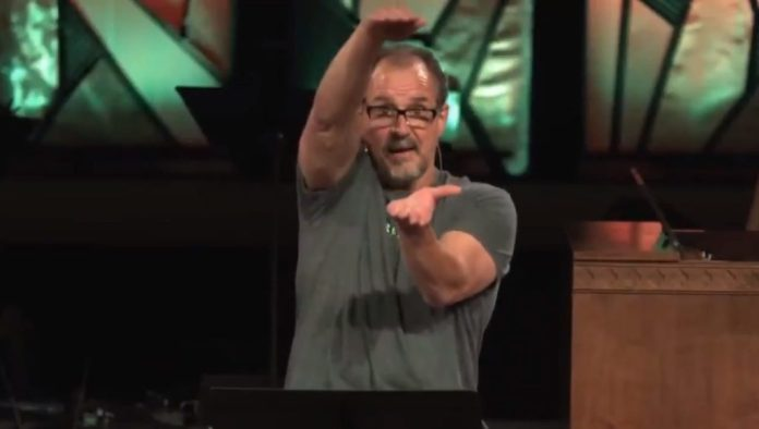 Greg Boyd, Pastor, Woodland Hills Church