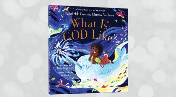 Rachel Held Evans, What is God Like