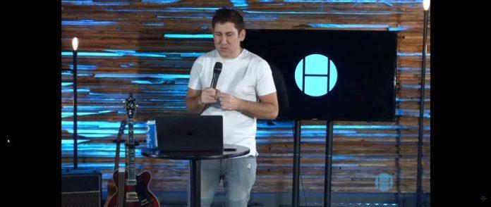 Dan Minor, lead pastor of The Harvest Sarasota