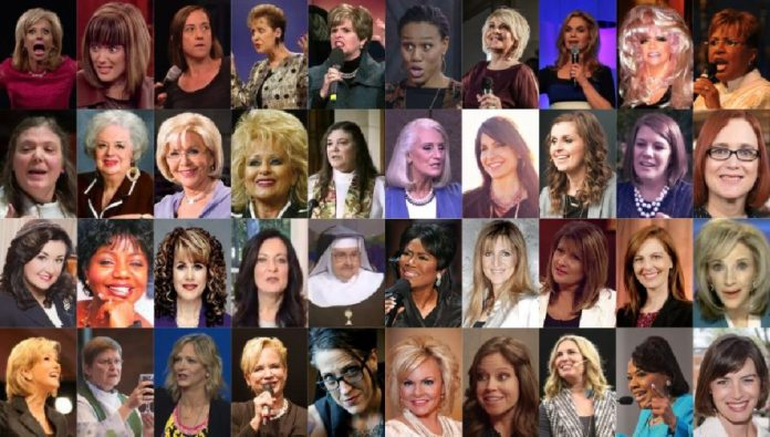 Lady Preachers
