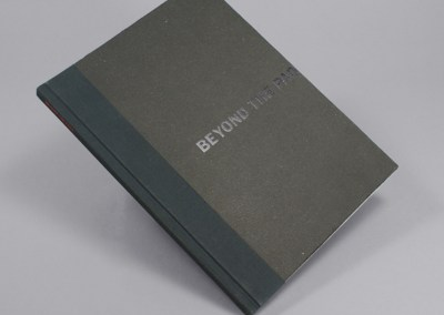 Beyond the Page. Art Publication Design