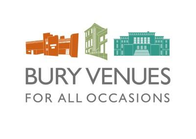 Bury Venues. Branding and Wedding Brochure