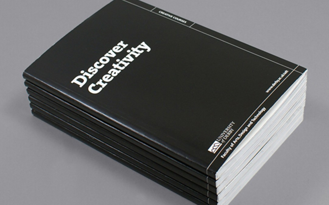The University of Derby. Publication Design