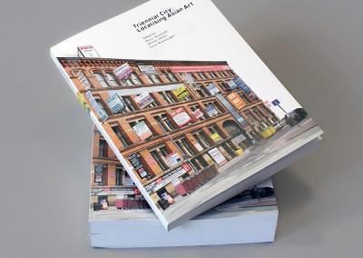 Manchester University. Publication Design