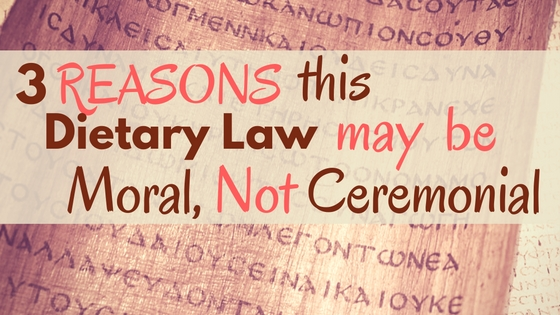 3 Reasons This Law May Be Moral