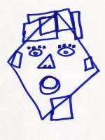 portrait géométrique 3