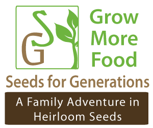 Grow More Food with your Family