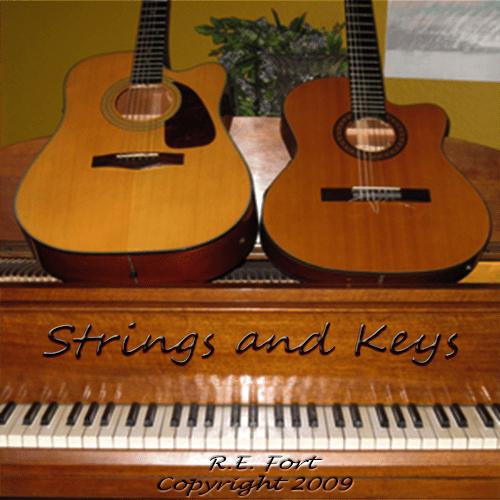 Strings and Keys - Copyright 2009 R.E. Fort