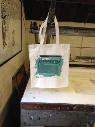 Deborah's Design at the Printing Press!