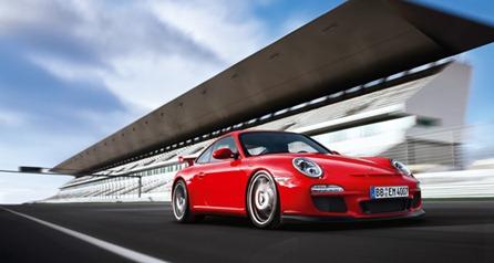 Porsche 911 GT3 Gen2