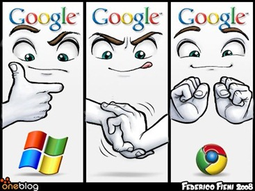google-chrome-toon
