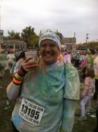 me beer color run
