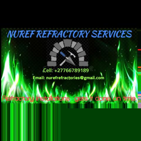 Nuref refractory services
