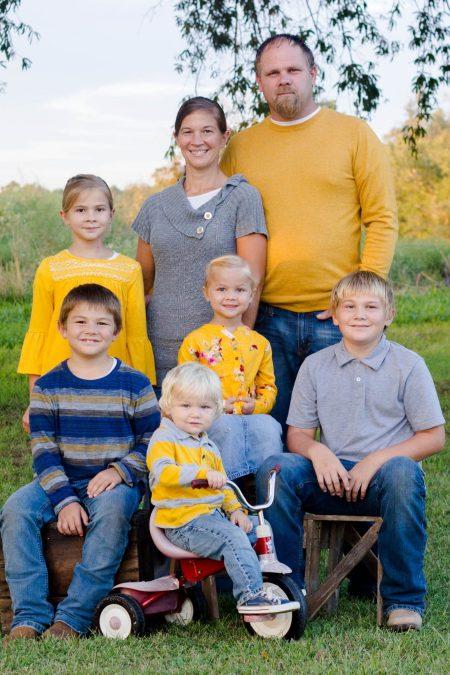 Anita & Randy Martin Family