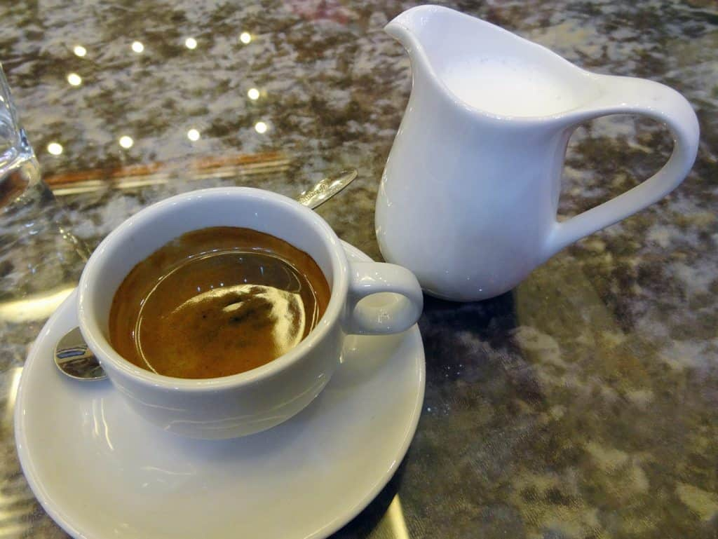 Espresso roberto