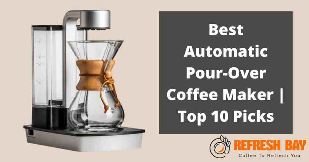 Automatic Pour-Over Coffee Maker